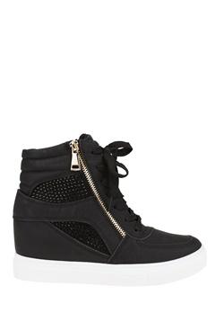 Have2have Sneakers med kilklack, Terese Svart Bubbleroom.se