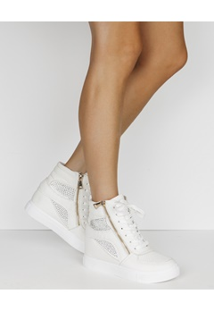 Have2have Sneakers med kilehæl, Terese Hvit Bubbleroom.no