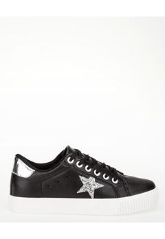 Have2have Sneakers, Star Quality Svart (detaljer i silver) Bubbleroom.se