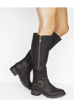 Have2have Warm lined boots, Dee15 Black Bubbleroom.eu