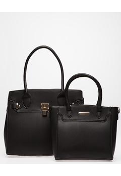Have2have Två Handväskor, Collen Svart Bubbleroom.se