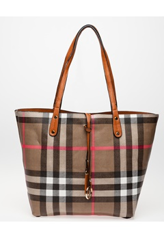 Have2have Vändbar Shopper, Inverness Brun Bubbleroom.se