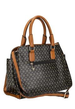 Have2have Väska, Tramore Svart och brun Bubbleroom.se