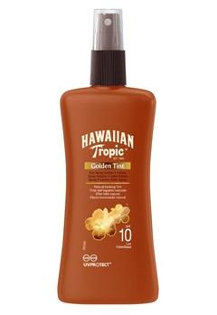 Hawaiian Tropic Hawaiian Tropic Golden Tint Spray Lotion Sf10  Bubbleroom.se
