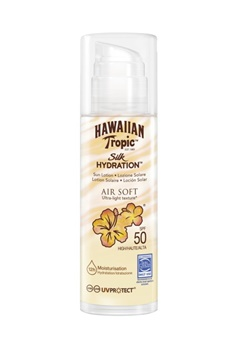 Hawaiian Tropic Hawaiian Tropic Silk Hydration Air Soft Lotion SPF 50  Bubbleroom.se