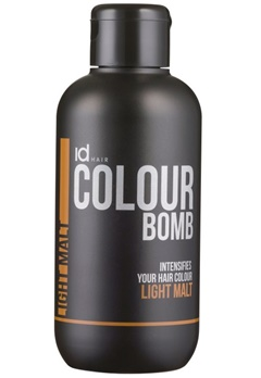 Id Hair ID Colourbomb - Light Malt (250ml)  Bubbleroom.se