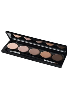 IsaDora Isadora Eye Shadow Palette 50 Matte Chocolates  Bubbleroom.se