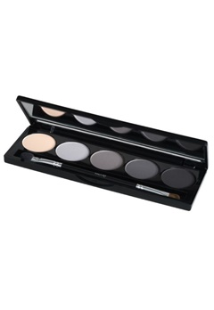 IsaDora Isadora Eye Shadow Palette 56 Smoky Eyes  Bubbleroom.se