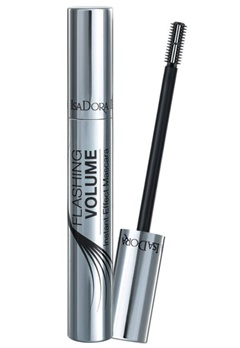 IsaDora Isadora Flashing Volume Mascara - 20 Black  Bubbleroom.se