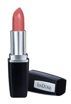 IsaDora IsaDora Perfect Moisture Lipstick  136 Dusty Pink  Bubbleroom.se
