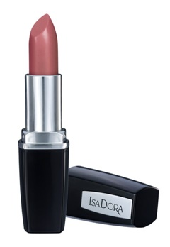 IsaDora IsaDora Perfect Moisture Lipstick  153 Bare Berry  Bubbleroom.se