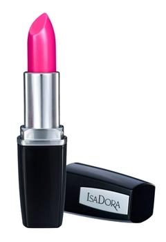 IsaDora IsaDora Perfect Moisture Lipstick  162 Tropical Pink  Bubbleroom.se