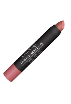 IsaDora Isadora Twist-Up Matt Lips - Bare'N Beautiful  Bubbleroom.se