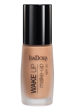 IsaDora Isadora Wakeup Makeup 08 Honey  Bubbleroom.se