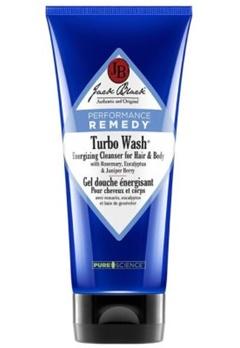 Jack Black Jack Black Turbo Wash Energizing Cleanser (295ml)  Bubbleroom.se