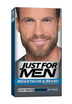Just For Men Just For Men - Light Brown (Beard)  Bubbleroom.se