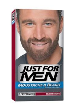 Just For Men Just For Men - Medium Brown (Beard)  Bubbleroom.se