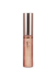 Kardashian Beauty Kardashian Beauty Lip Plumping Shimmer Gloss - Boosted Beige Nude  Bubbleroom.se