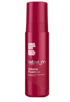 label.m Label.M Thickening Volume Foam (210ml)  Bubbleroom.se