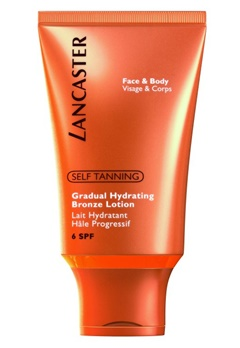 Lancaster Lancaster Gradual Hydrating Bronze Lotion (125 ml)  Bubbleroom.se