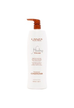 Lanza Lanza Healing Volume Thickening Conditioner (1000ml)  Bubbleroom.se