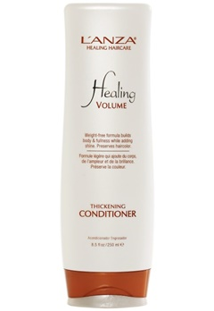 Lanza Lanza Healing Volume Thickening Conditioner (250ml)  Bubbleroom.fi