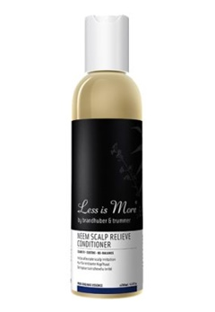 Less is more Less is more Neem Scalp Relieve Conditioner (200ml)  Bubbleroom.se