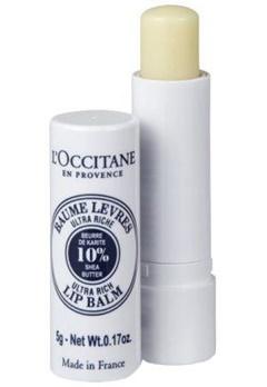 LOccitane L'Occitane Shea Ultra Rich Lip Balm (5ml)  Bubbleroom.se