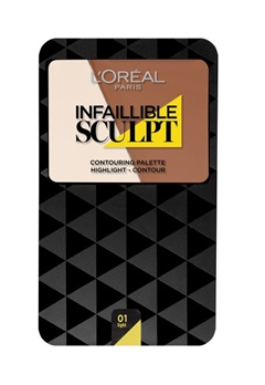 LOreal Paris L'oreal Infallible Sculpt Palette Light  Bubbleroom.se