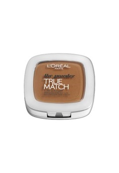 LOreal Paris Loreal Paris True Match Compact Powder - Cinnamon W7  Bubbleroom.se
