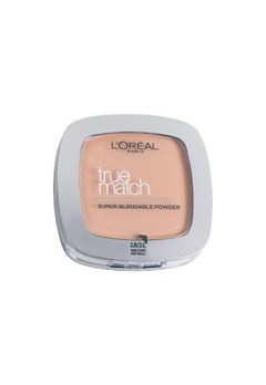 LOreal Paris Loreal Paris True Match Compact Powder - Rose Vanilla C2  Bubbleroom.se