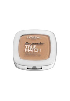 LOreal Paris Loreal Paris True Match Powder - Golden Beige W3  Bubbleroom.se