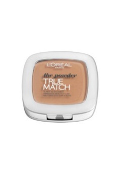 LOreal Paris Loreal Paris True Match Powder - Golden Sand W5  Bubbleroom.se