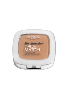 LOreal Paris Loreal Paris True Match Powder - Rose Beige C3  Bubbleroom.se