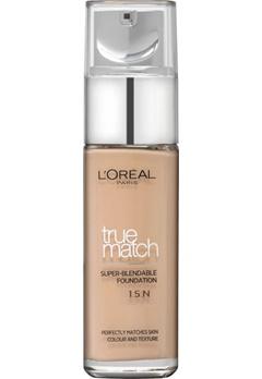 LOreal Paris Loreal True Match Foundation - 1.5N Linen  Bubbleroom.se