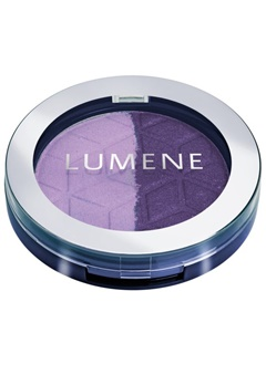 Lumene Lumene Blueberry Long-Wear Duet Eyeshadow - 2 Rain Falls  Bubbleroom.se