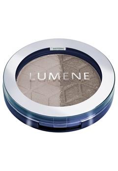 Lumene Lumene Blueberry Long-Wear Duet Eyeshadow - 4 Flowing Stream  Bubbleroom.se