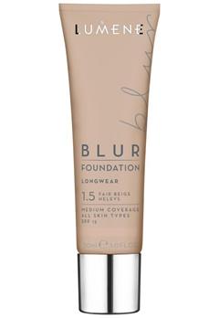 Lumene Lumene Blur Foundation  Bubbleroom.se