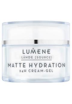 Lumene Lumene Lähde Matt Hydration 24H Cream-Gel (50ml)  Bubbleroom.se