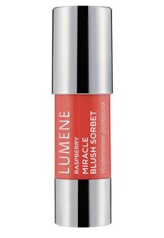 Lumene Lumene Rarpberry Miracle Blush Sorbet - 4 Lovely Summer  Bubbleroom.se