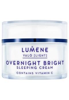 Lumene Lumene Valo Overnight Bright Vitamin C Sleeping Cream (50ml)  Bubbleroom.se