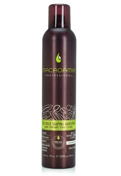 Macadamia Natural Oil Macadamia Flex Hold Shaping Hairspray  Bubbleroom.se