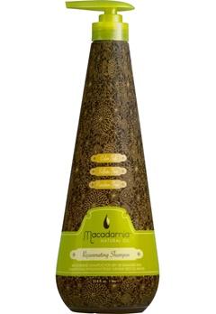 Macadamia Natural Oil Macadamia Rejuvenating Shampoo (1000ml)  Bubbleroom.se