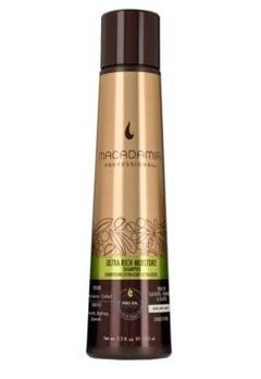 Macadamia Natural Oil Macadamia Wash And Care Ultra Rich Moisture Shampoo (100ml)  Bubbleroom.se