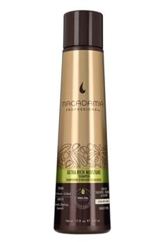 Macadamia Natural Oil Macadamia Wash And Care Ultra Rich Moisture Shampoo (300ml)  Bubbleroom.se