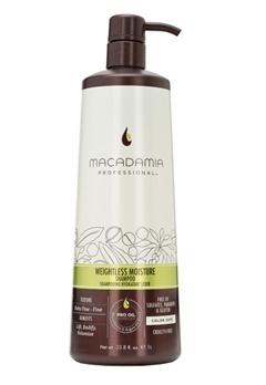 Macadamia Natural Oil Macadamia Wash And Care Weightless Moisture Shampoo (1000ml)  Bubbleroom.se