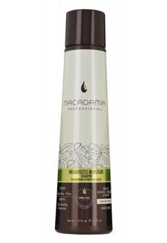 Macadamia Natural Oil Macadamia Wash And Care Weightless Moisture Shampoo (300ml)  Bubbleroom.se
