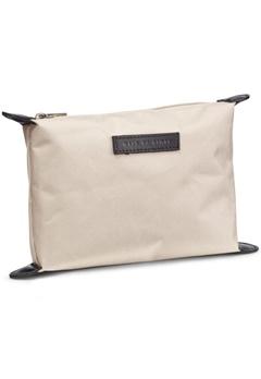 Make Up Store Make Up Store Bag - Floppy Beige  Bubbleroom.se
