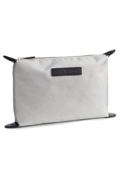 Make Up Store Make Up Store Bag - Floppy Grey  Bubbleroom.se