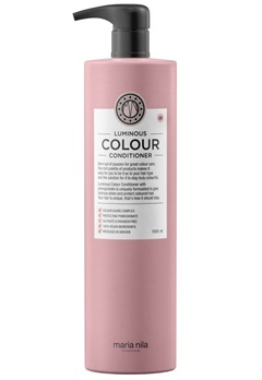 Maria Nila Maria Nila Care Conditioner Luminous Color (1000ml)  Bubbleroom.se